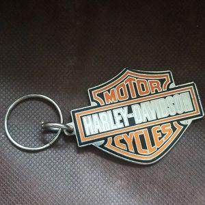 Harley Davidson keychain